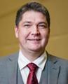 Unterbezirksvorsitzender Matthias Körner