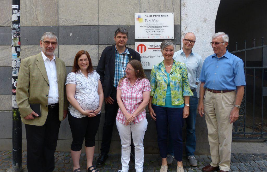 Der Arbeitskreis Soziales der SPD Kreistagsfraktion unterwegs